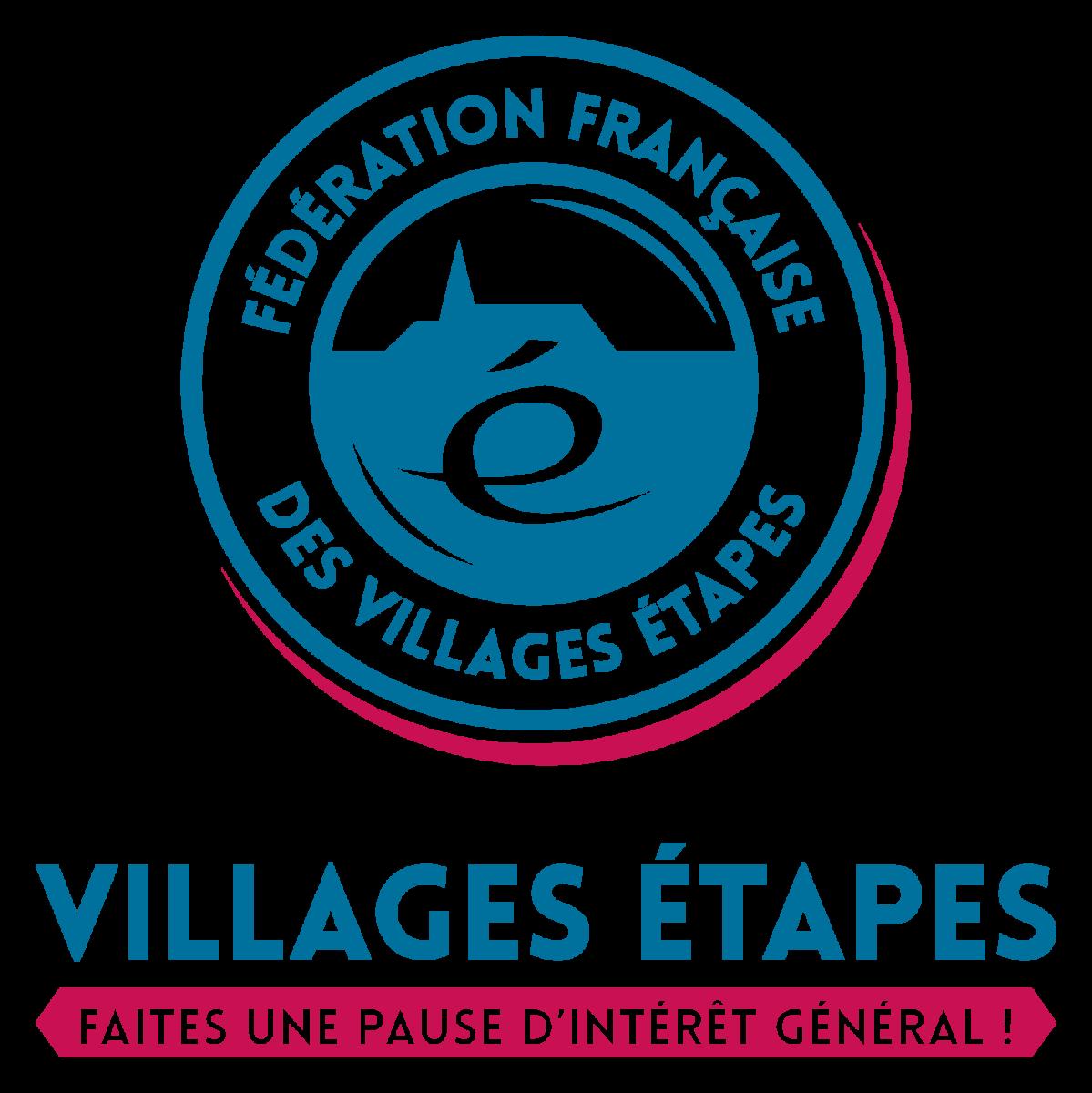 Logo village étape