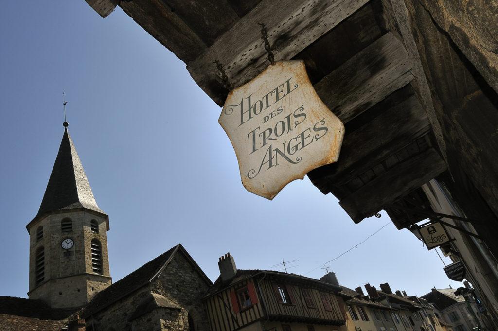 Hôtel des 3 Anges