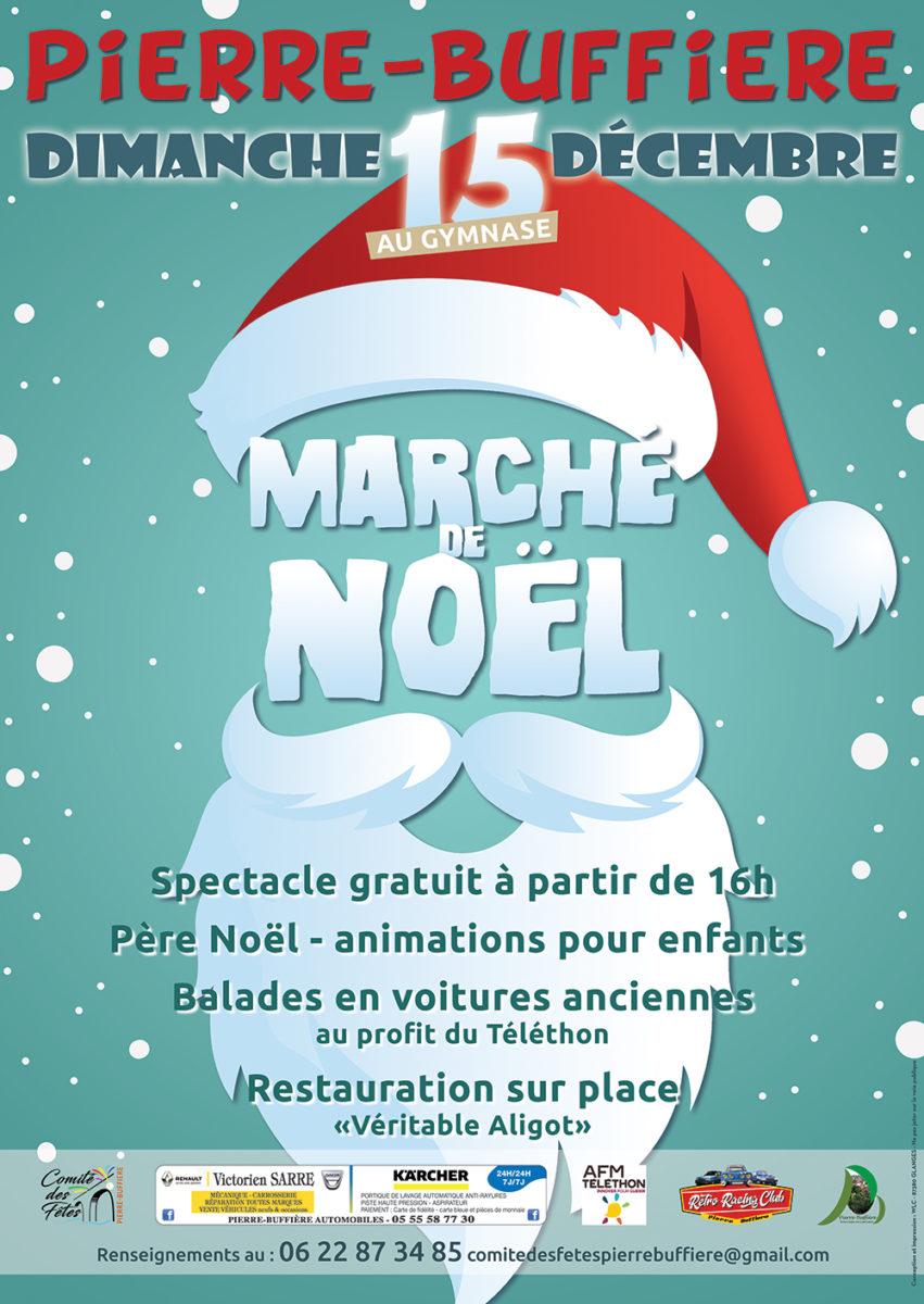 Affiche marche noel 2019