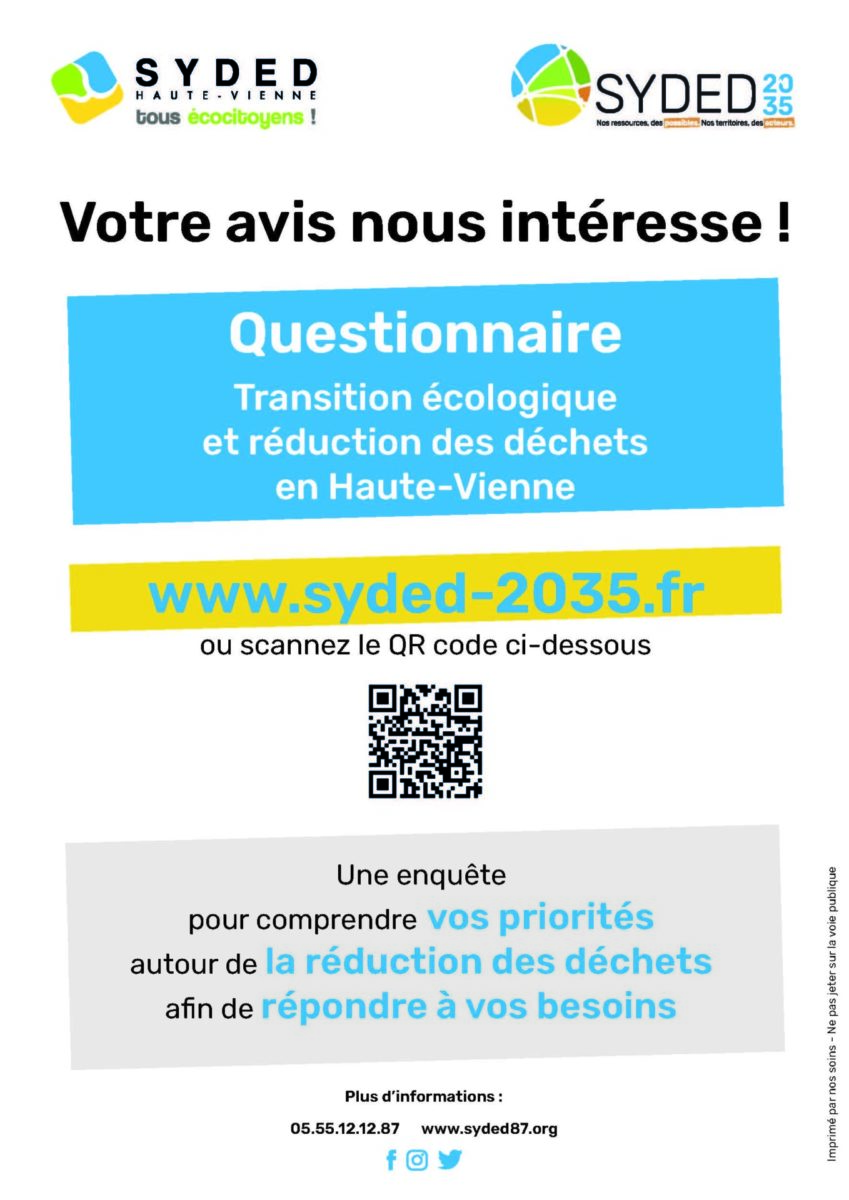 SYDED 2035 – Affiche A4